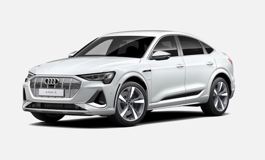 Audi e-tron S sportback elektroauto Schweiz