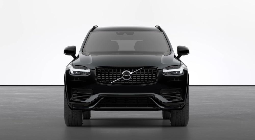 Volvo XC90 Recharge Plug-In Hybrid elektroauto Schweiz