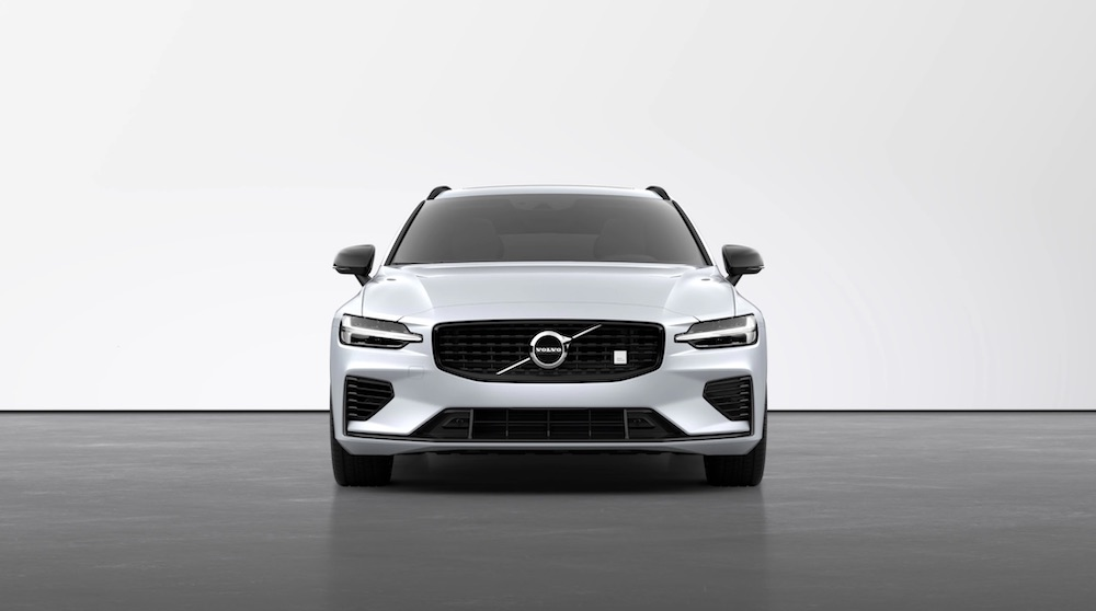 Volvo V60 plug in elektroauto Schweiz